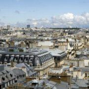 Les toits de Paris- Benoit Tessier /Reuters